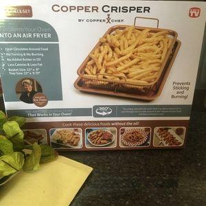 Copper Chef Crisper